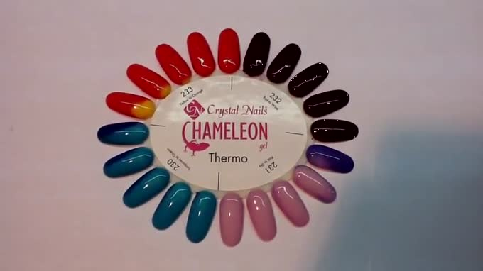 Crystal Nails Thermo Produkte